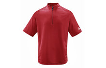 Vaude Men's Albo Shirt red